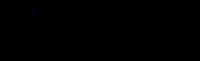 logo l'agenouillade caligraphie horizontal